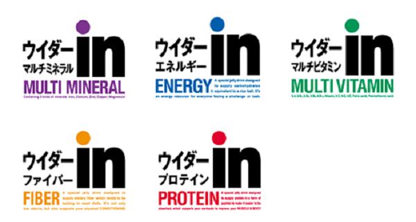 ウィダーインゼリー プロテイン タンパク質 糖質 成分