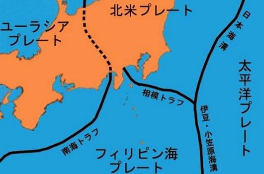 千葉県 地震 多い プレート 断層 予言
