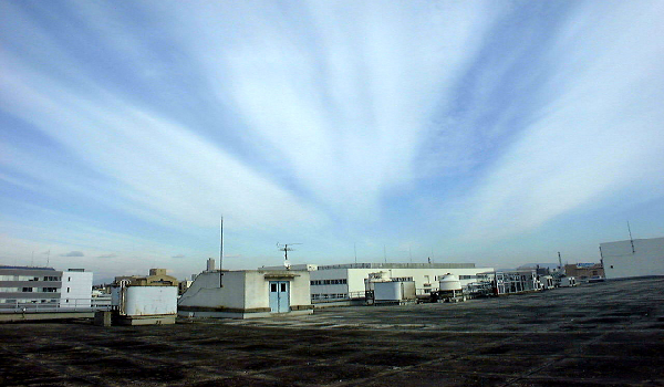 地震雲とは地震予知 前兆 種類 まとめ